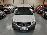 2016 MERCEDES-BENZ CITAN 1.5 109 CDI BLUEEFFICIENCY 90 BHP £6300.00