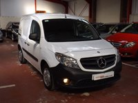 2014 MERCEDES-BENZ CITAN 1.5 109 CDI BLUEEFFICIENCY 90 BHP £5340.00