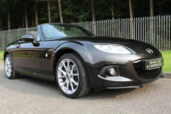 2013 MAZDA MX-5 2.0 I ROADSTER SPORT TECH 2d 158 BHP £10500.00