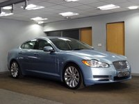 USED 2008 08 JAGUAR XF 3.0 PREMIUM LUXURY V6 4d AUTO 238 BHP++IMMACULATE CONDITION++