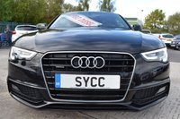 USED 2016 16 AUDI A5 2.0 TDI S LINE 3d AUTO 187 BHP ~ SAT NAV ~ HEATED LEATHER (VAT QUALIFYING) *** VAT QUALIFYING £14582.50 + VAT *** ~ SAT NAV ~ HEATED LEATHER