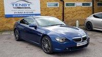 2004 BMW 6 SERIES 4.4 645CI 2d 329 BHP £2994.00