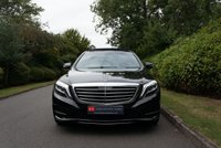 USED 2013 63 MERCEDES-BENZ S CLASS S350CDI BlueTEC AMG Line