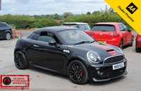 USED 2012 61 MINI COUPE 1.6 JOHN COOPER WORKS 2d 208 BHP