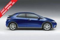 2009 HONDA CIVIC 2.2 I-CTDI ES-T 5d 138 BHP £3490.00
