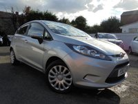 USED 2012 12 FORD FIESTA 1.2 EDGE 5d 59 BHP ****LOW LOW MILEAGE****