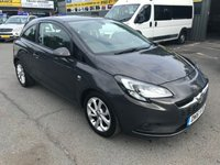 USED 2016 16 VAUXHALL CORSA 1.4 ENERGY AC ECOFLEX 3 DOOR 74 BHP WITH 61000 MILES IN METALLIC GREY APPROVED CARS ARE PLEASED TO OFFER THIS VAUXHALL CORSA 1.4 ENERGY AC ECOFLEX 3 DOOR 74 BHP WITH 61000 MILES IN METALLIC GREY WITH A GOOD SPEC AND A GOOD SERVICE HISTORY AND ITS NEW SHAPE AND A SENSIBLE PRICE.
