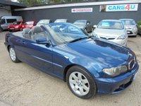 2004 BMW 3 SERIES 2.0 318CI SE 2d 141 BHP £2290.00