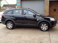 2010 CHEVROLET CAPTIVA 2.0 LT VCDI 5d AUTO 148 BHP £4750.00