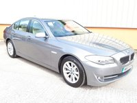 2013 BMW 5 SERIES 2.0 520D SE 4d AUTO 181 BHP £SOLD