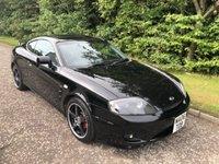 2006 HYUNDAI S-COUPE 2.7 V6 3d 165 BHP £1999.00