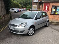 2007 FORD FIESTA 1.2 STYLE 16V 5d 78 BHP £SOLD