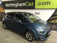 2014 CITROEN C4 PICASSO 1.6 E-HDI AIRDREAM EXCLUSIVE PLUS 5d 113 BHP £9595.00