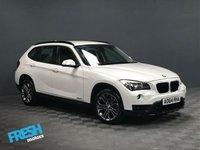 USED 2014 64 BMW X1 2.0 XDRIVE20I SPORT 5d AUTO
