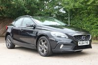2014 VOLVO V40 1.6 D2 CROSS COUNTRY LUX 5d AUTO 113 BHP £8495.00