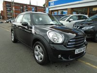 2014 MINI COUNTRYMAN 1.6 ONE 5d 98 BHP £9749.00