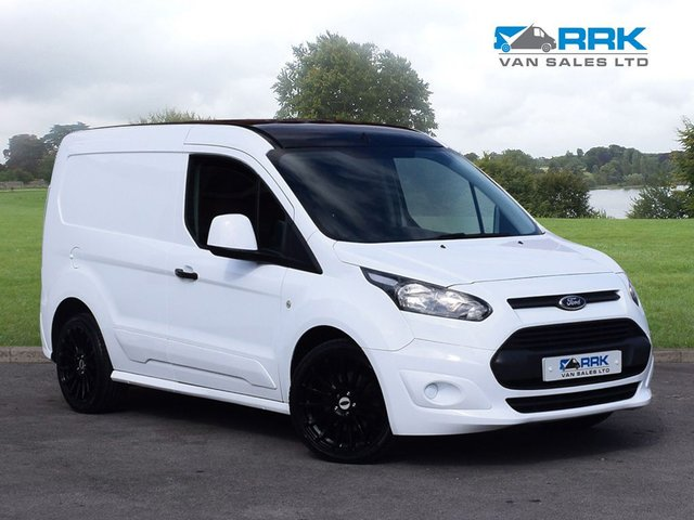 2016 16 FORD TRANSIT CONNECT 1.6 200 P/V 1d 74 BHP