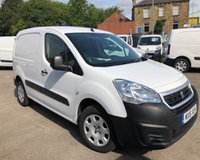 USED 2016 16 PEUGEOT PARTNER 1.6 HDI PROFESSIONAL 625 1d 92 BHP