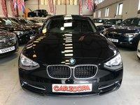 USED 2011 61 BMW 1 SERIES 2.0 120D SPORT 5d AUTO 181 BHP