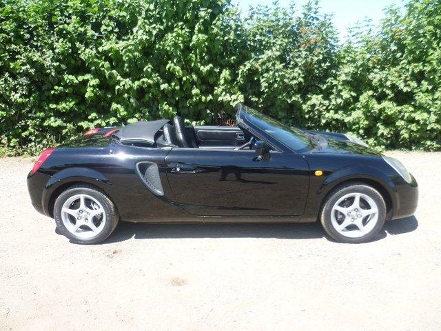 2000 W TOYOTA MR2 1.8 VVT-i Roadster 2dr