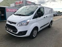 USED 2016 16 FORD TRANSIT CUSTOM 290 TREND L1H1 125PSi