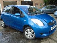 2006 TOYOTA YARIS 1.0 T3 VVT-I 5d 69 BHP £2395.00