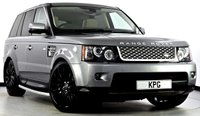 "USED 2011 61 LAND ROVER RANGE ROVER SPORT 3.0 SD V6 HSE 4X4 5dr Auto [8] Digital TV, Nav, 22""s, Privacy"