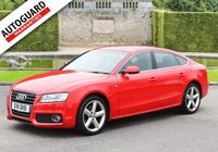 USED 2011 11 AUDI A5 2.0 SPORTBACK TFSI S LINE 5d 178 BHP Finance from only £55 p/w!