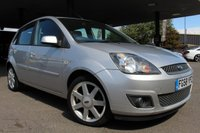 2008 FORD FIESTA 1.2 ZETEC BLUE 5d 75 BHP ** ONLY 16,000 MILES ** £3990.00