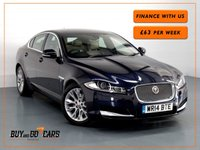 USED 2014 14 JAGUAR XF 2.2 D LUXURY 4d AUTO 200 BHP Finance Available In House