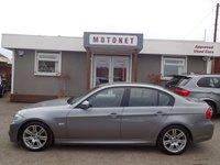 2009 BMW 3 SERIES 2.0 318D M SPORT 4DR AUTOMATIC DIESEL 141 BHP £5680.00