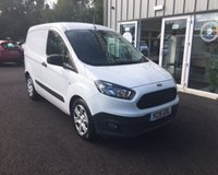 2015 FORD TRANSIT COURIER 1.5 TDCI BASE £6999.00