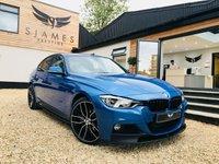 2016 BMW 3 SERIES 3.0 335D XDRIVE M SPORT 4d AUTO 308 BHP £24490.00