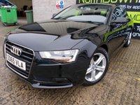 2015 AUDI A5 2.0 TDI ULTRA SE 2d 161 BHP £15400.00