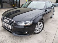 USED 2011 AUDI A4 2.0 TDI TECHNIK 4d 134 BHP Economic Diesel Car, Excellent Condition, Finance Available
