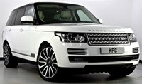 """USED 2016 16 LAND ROVER RANGE ROVER 3.0 TD V6 Autobiography 4X4 (s/s) 5dr  Pan Roof, Massage Seats, 22""""s"""