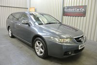 2004 HONDA ACCORD 2.2 I-CTDI EXECUTIVE TOURER 5d 139 BHP £1495.00