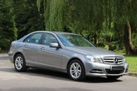 2014 MERCEDES-BENZ C CLASS 1.6 C180 BLUEEFFICIENCY EXECUTIVE SE 4d AUTO 154 BHP £12490.00