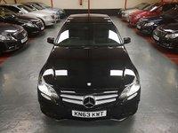 2013 MERCEDES-BENZ E CLASS 2.1 E250 CDI AMG SPORT 4d AUTO 202 BHP  £13900.00