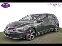 2014 VOLKSWAGEN GOLF 2.0 GTI 5d 218 BHP £15795.00