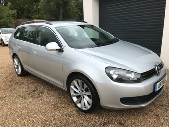 2011 VOLKSWAGEN GOLF 1.6 SE TDI BLUEMOTION 5d 103 BHP £2699.00