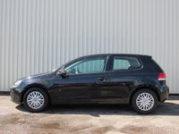 USED 2009 59 VOLKSWAGEN GOLF 1.4 S 3d 79 BHP