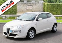 USED 2010 60 ALFA ROMEO MITO 1.4 LUSSO 16V 3d 95 BHP Finance from only £28 p/w!