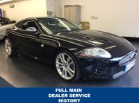 USED 2007 57 JAGUAR XK 4.2 XKR 2d AUTO 416 BHP OUTSTANDING CAR, FULL SERVICE HISTORY, SUPPLIED FROM US AND MAINTAINED FULL BY USE FOR THE LAST 5 YEARS