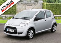 USED 2011 11 CITROEN C1 1.0 VT 5d 69 BHP Finance from only £16 p/w!