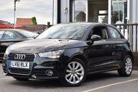 2012 AUDI A1 1.4 TFSI SPORT 3d 122 BHP £8495.00