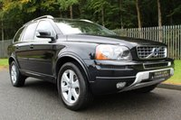 USED 2012 62 VOLVO XC90 2.4 D5 SE AWD 5d AUTO 200 BHP A BEAUTIFUL XC90 WITH LOW OWNERS AND FULL SERVICE HISTORY!!!