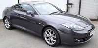 2008 HYUNDAI S-COUPE 2.0 SIII 3d 141 BHP £2500.00