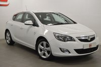 USED 2012 12 VAUXHALL ASTRA 1.6 SRI 113bhp LOW MILES + BEST COLOUR + FINANCE AVAILABLE