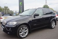 USED 2009 09 BMW X5 3.0 XDRIVE35D M SPORT 5d AUTO 282 BHP